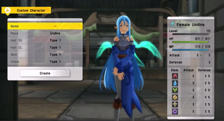 Sword Art Online: Lost Song' Game News: Video Game Gets