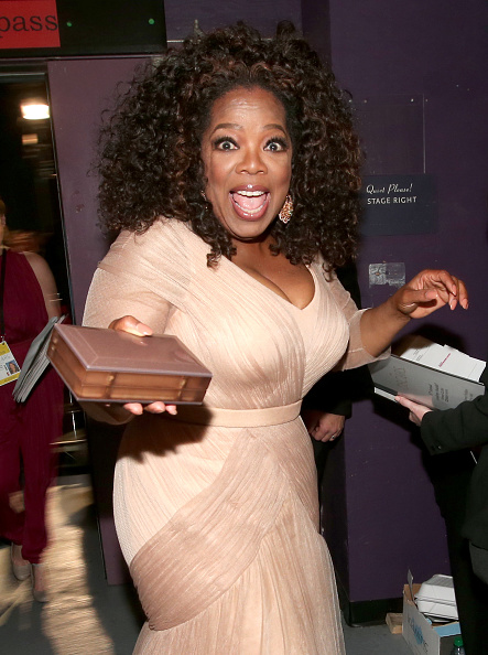 Oprah Winfrey Net Worth: Talk Show Host Buys 10% Of Weight Watchers And Stock Skyrockets… Instantly Makes Her Even More Insanely Rich