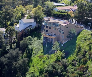 Hus i Beverly Hills, California