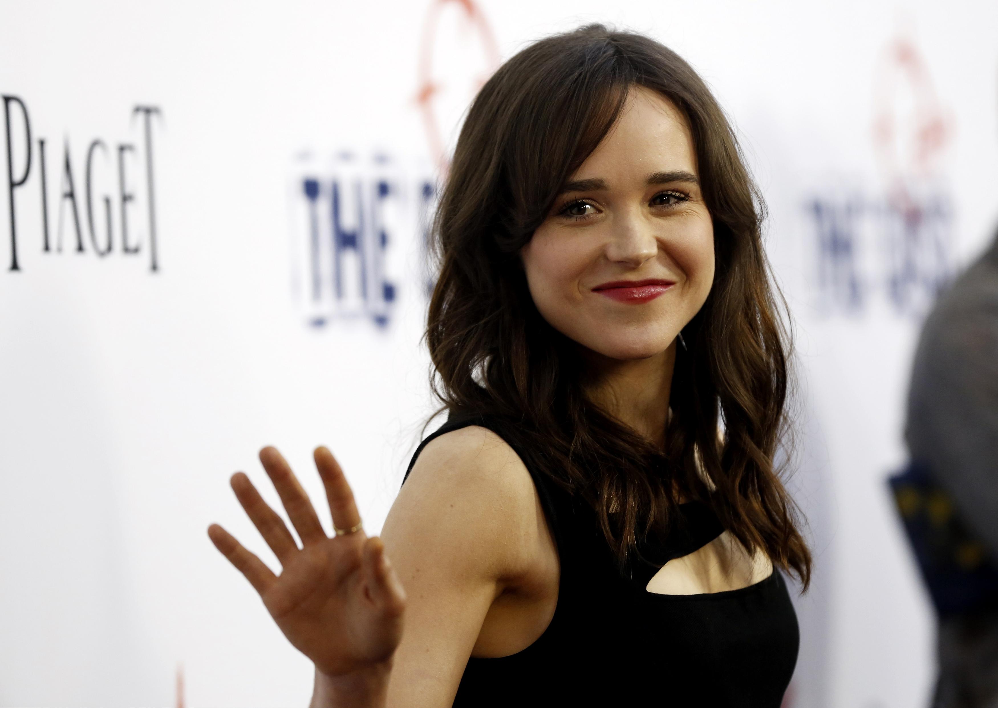Ellen Page - posted in the gentlemanboners community
